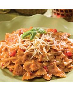 Creamy Tuscan Pasta With Sundried Tomatoes - Single