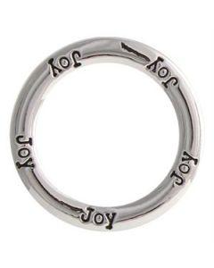 'Joy' Large Silver Frame