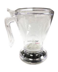 Bottom Dispensing Tea Infuser