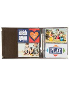 Remembering Dad mini album