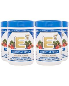 E7® Natural Flavor (4 canisters)